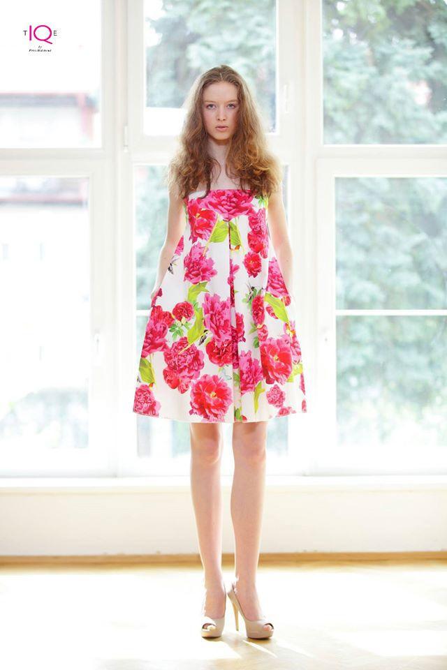 Tiqe by Petra Balvínová Collection Spring/Summer 2014