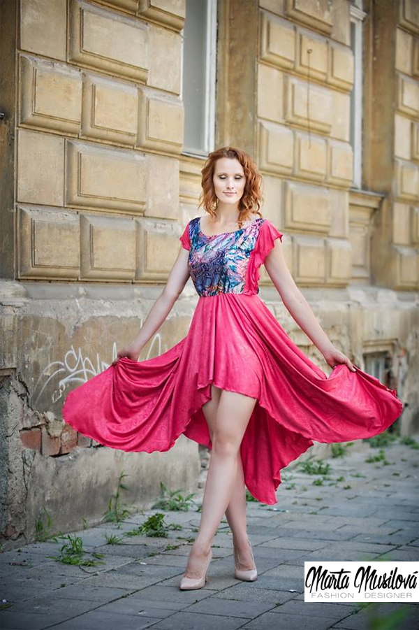 Marta Musilová Czech Fashion Designer Collectie Lente/Zomer 2016
