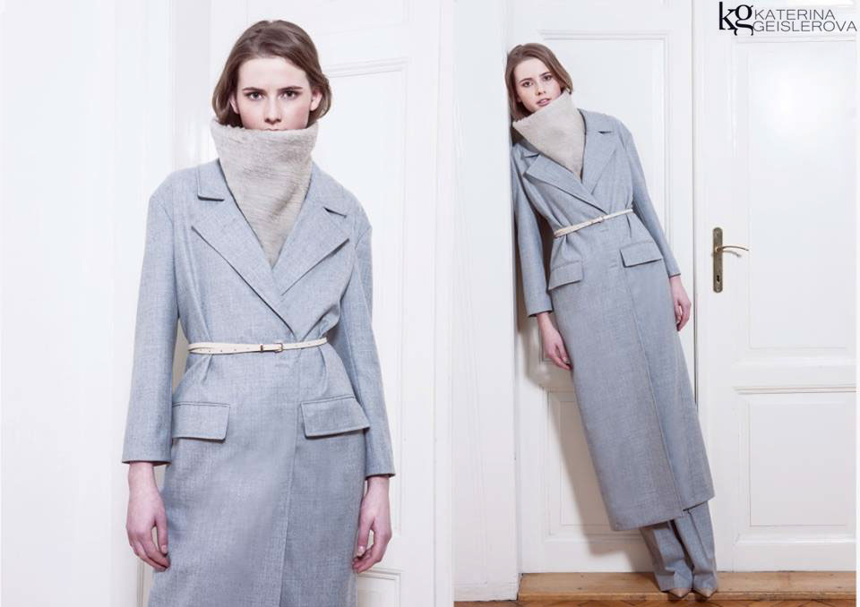 Katerina Geislerova  Collection Fall/Winter 2016