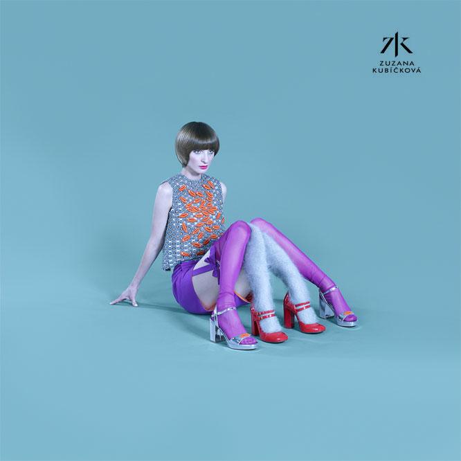 Zuzana Kubíčková Collection Spring/Summer 2017