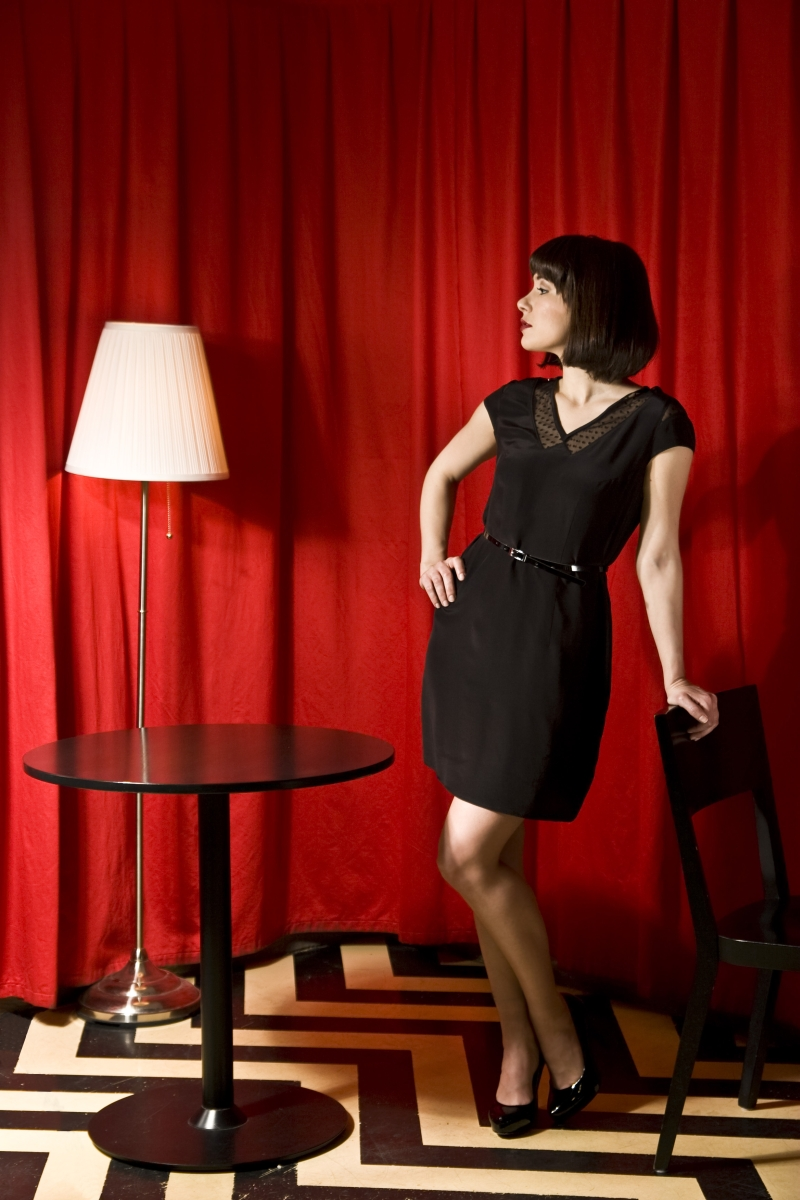 Jana Minarikova Collection Spring/Summer 2012